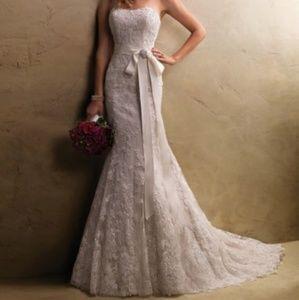 Maggie Sottero Wedding Dress Judith Size 0/2